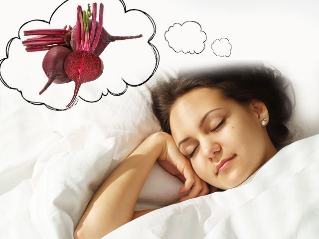 К чему снится свекла значение по сонникам