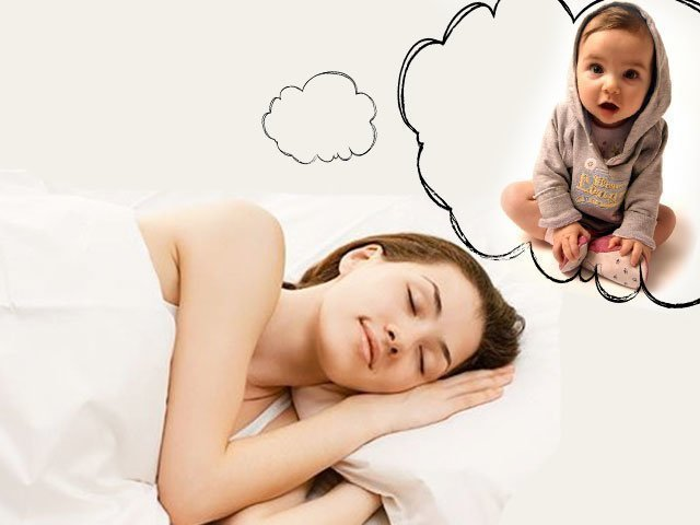 Сонник видеть во сне ребенка мальчика