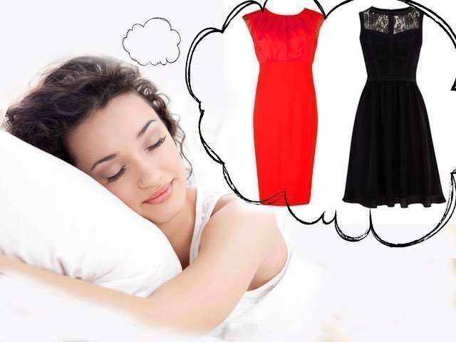 Сон про платья
