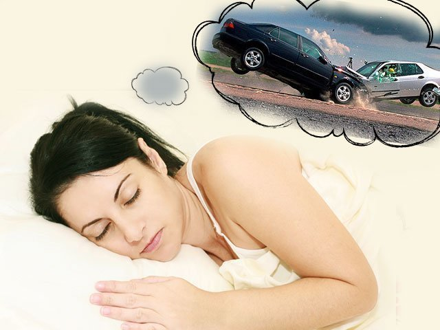 Сон про аварию