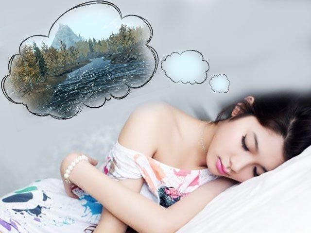 К чему снится река - приснилась река плыть по ней во сне