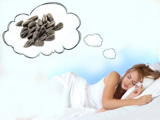 Сонник толкование снов к чему снится семечки