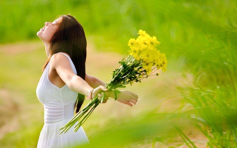 Действия с цветами во сне