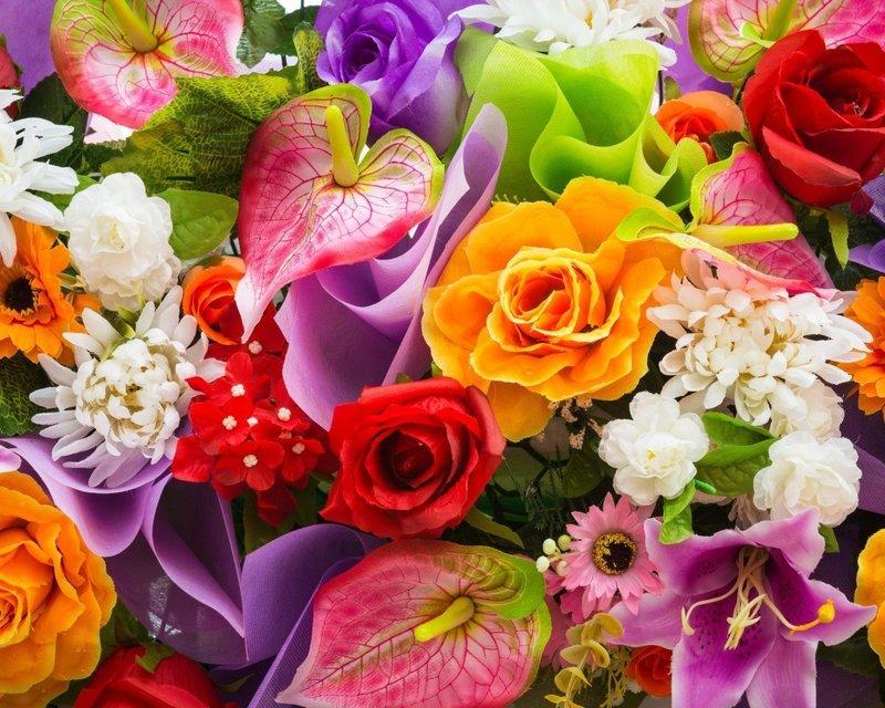 Виды цветов во сне