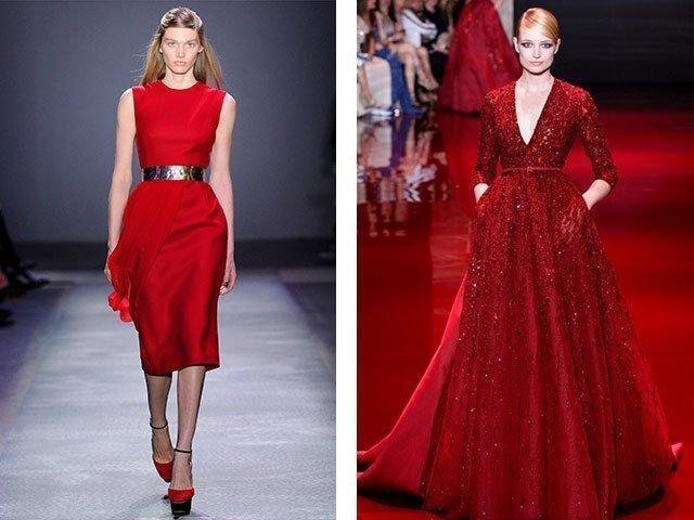 5dd6ccf9251 Красное-красное платье  фото новинки 2018