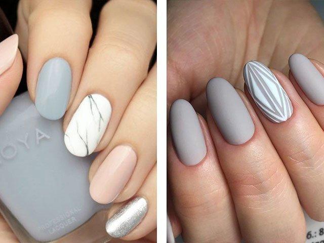 Идеальная форма ногтей для коротких