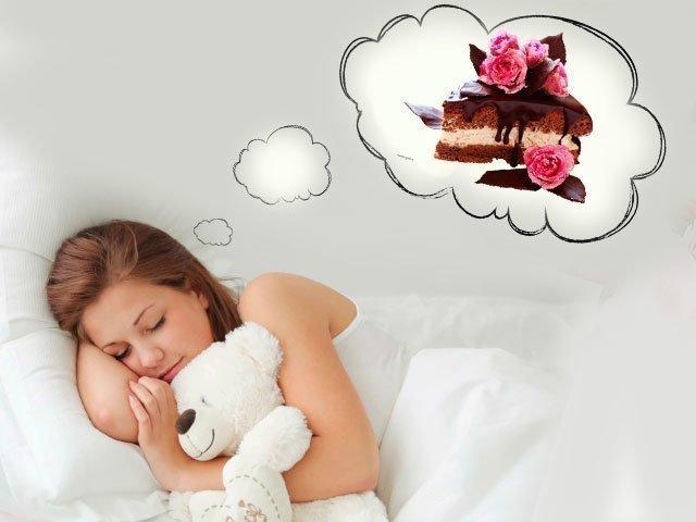 Сонник торт к чему снится торт во сне