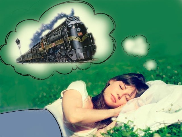 Что значит сновидение в котором снится поезд