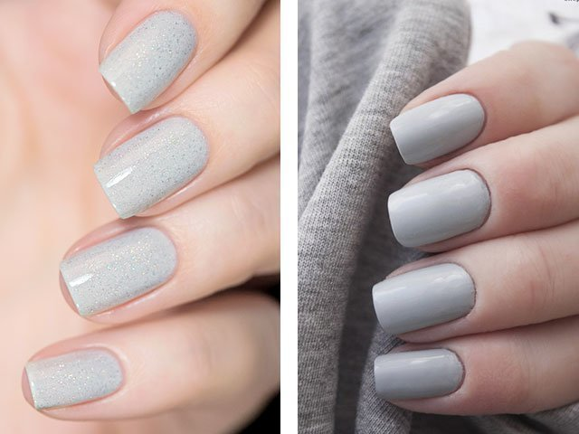 Модный цвет лака для ногтей зима 2018 и весна-лето 2018