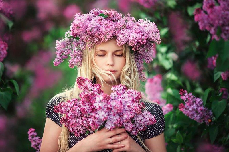 Образ цветов во сне