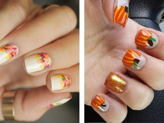 Дизайн коротких ногтей фото новинок