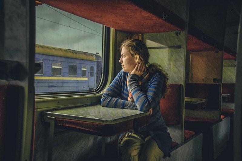 Действия в поезде во сне