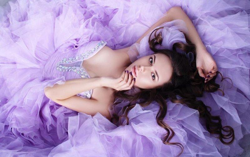 Цвет платья во сне