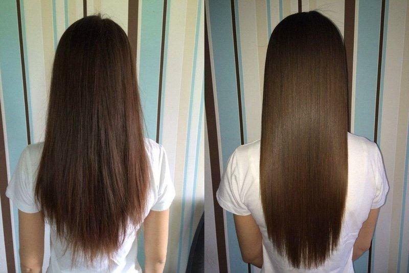 Регулярное применение красного перца для волос
