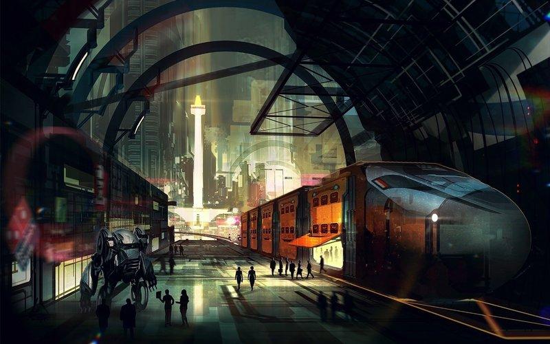 Сон про железнодорожный вокзал