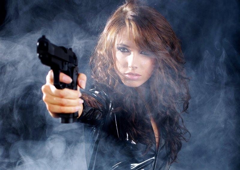 Пистолет по Фрейду