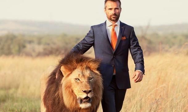 К чему снится лев мужчине?