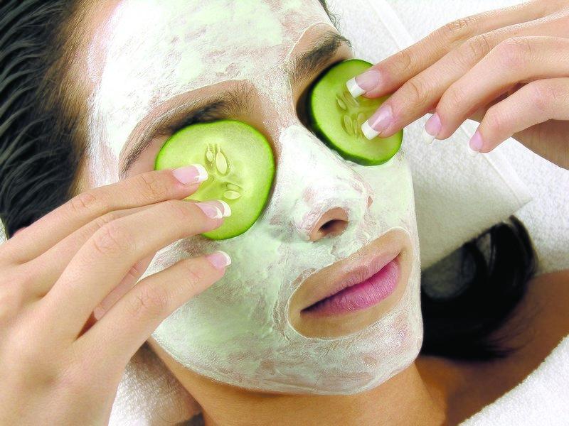 Очищающие маски в домашних условиях