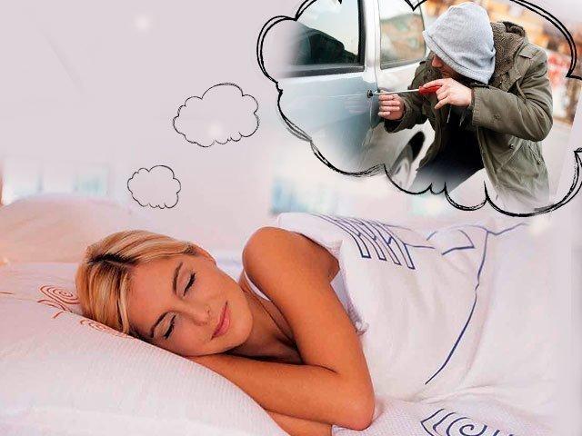 Сонник угнали машину во сне к чему снится угнали машину