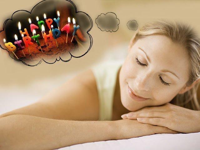 Сонник праздник день рождения