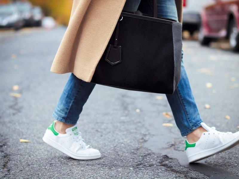 Полиэстэровые кроссовки