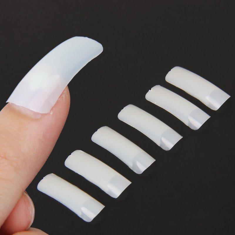 Типсы для наращивания ногтей гелем