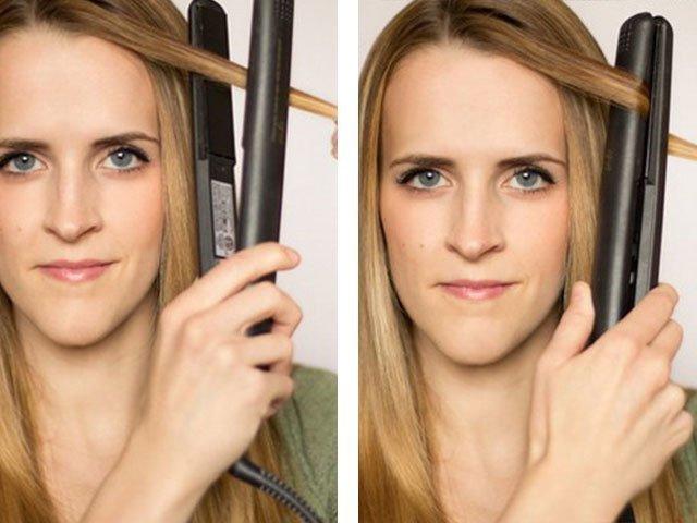 Укладка на длиные средние и короткие волосы в домашних условиях