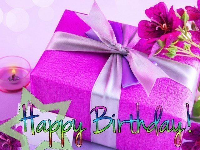 Открытка с днем рождения коллеге на английском языке
