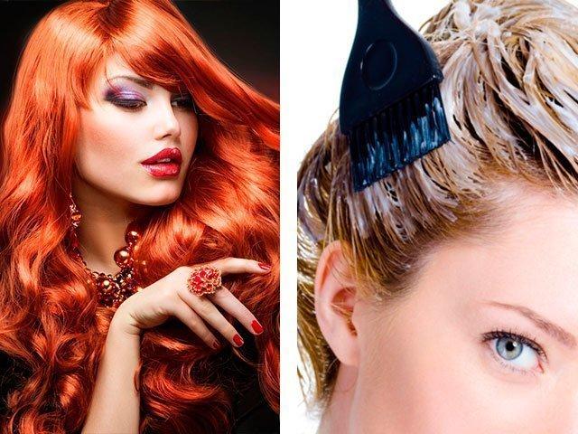 Кому подходит рыжий цвет волос и как перекраситься в домашних условиях