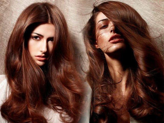 какой цвет волос должен быть русичей