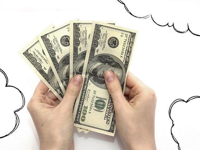 Сонник считать деньги бумажные крупные купюры