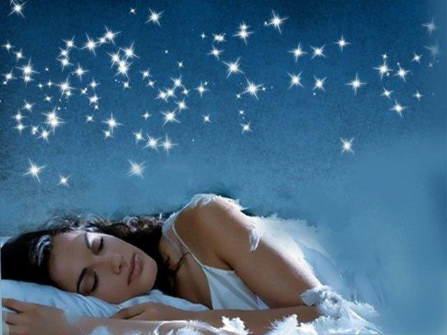 Звездное небо снится к чему сонник