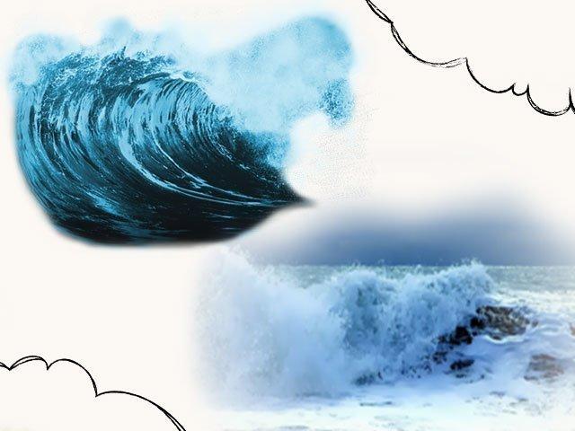Сонник большие волны на море во сне к чему снятся большие волны на море