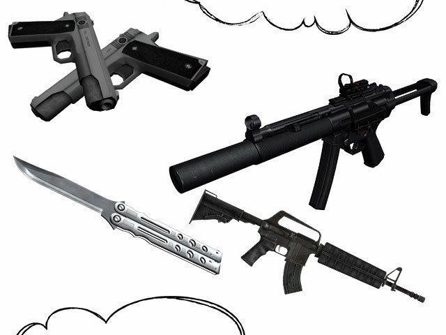 Сонник Оружие, к чему снится Оружие, во сне Оружие