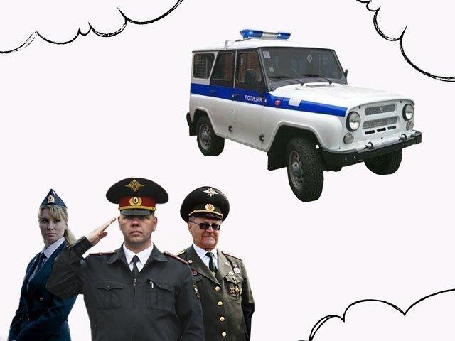 К чему снится милиция
