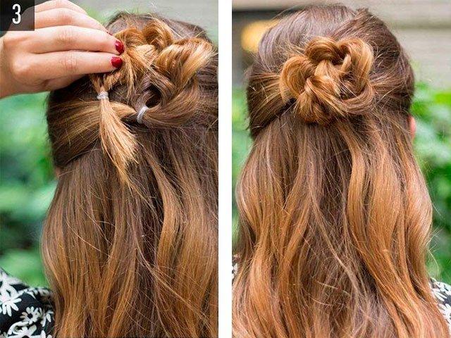 Как сделать прическу на короткие волосы? - m 44