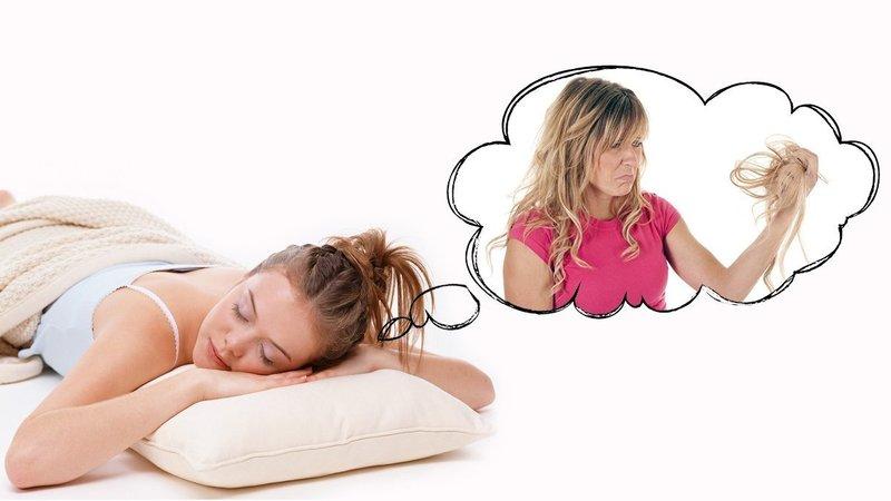 Сон про выпавшие волосы