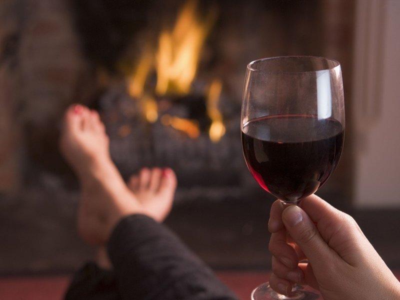 Вкус и аромат вина во сне
