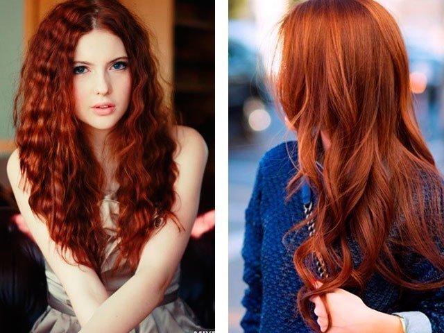 интенсивный каштановый цвет волос фото