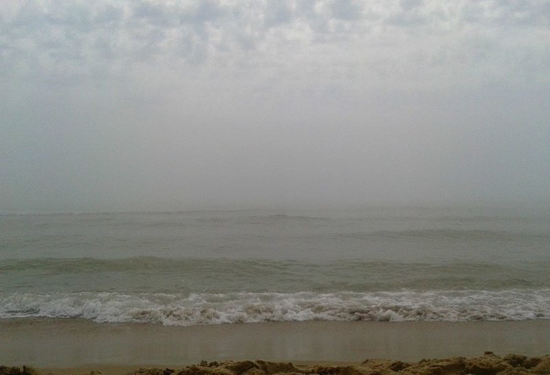 Туман на море во сне