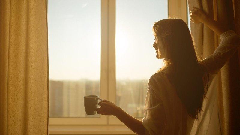 Смотреть в окно во сне