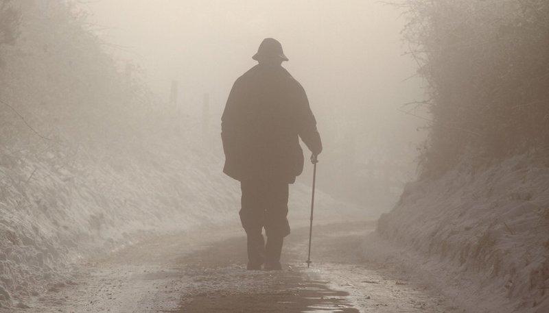 Человек в тумане во сне