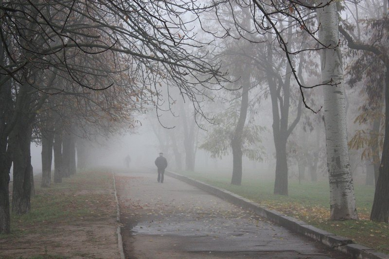 Тип тумана во сне