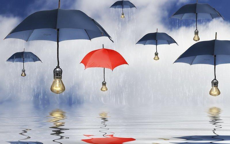 Трактовка снов про зонты