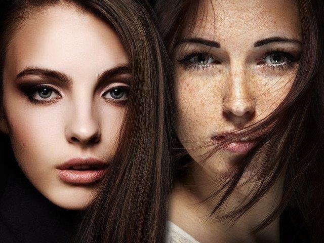 Светло коричневый цвет волос фото