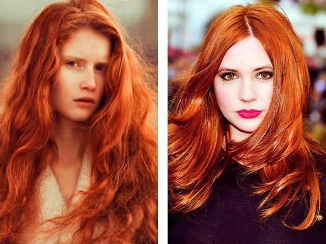 Золотистый цвет волос: 15 красивых оттенков (фото)