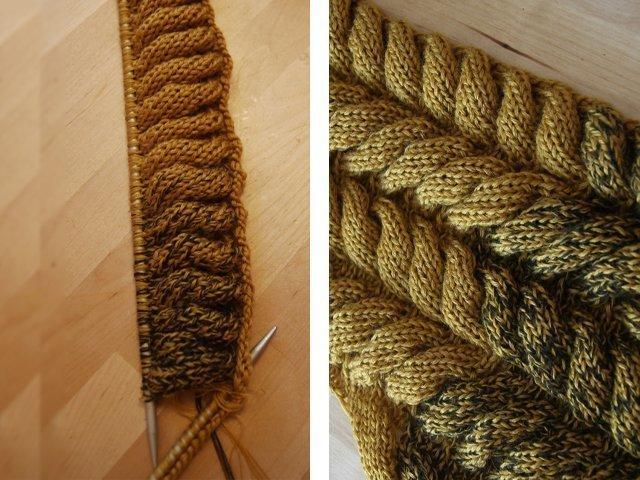 Схема вязания рукава спицами снизу фото 652