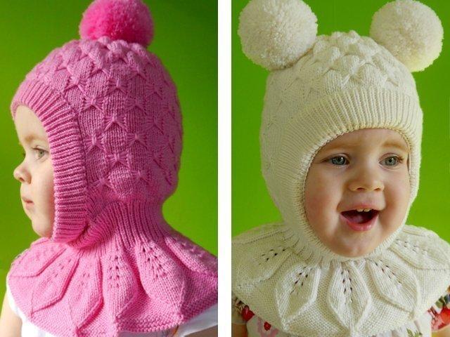 Схема вязания детской шапки шлема фото 883