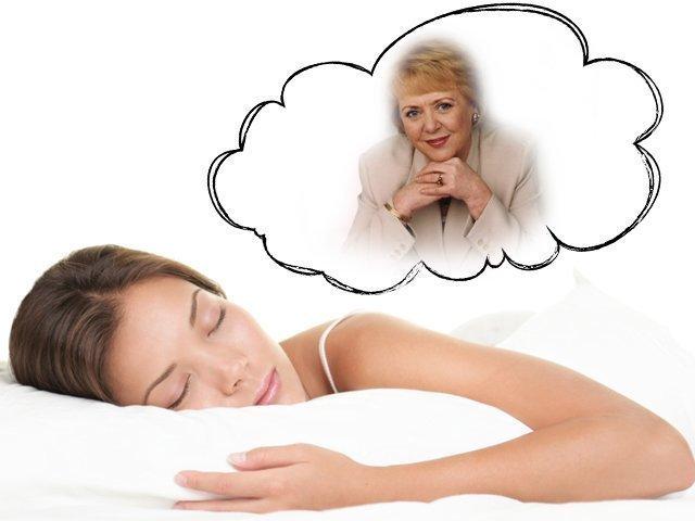 Сон про свекровь