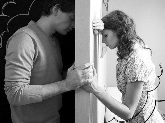 Картинки по запросу картинка расставание парня с девушкой